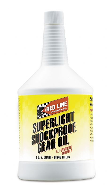 Redline Superlight Shockproof Gear Oil REDLINE.EP90